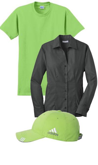 apparel choices